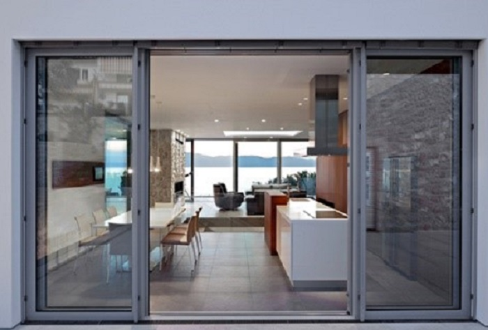 Glass Sliding Door Springwood